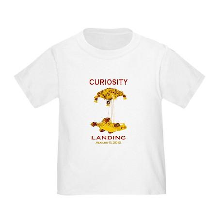 Mars Landing Team Toddler T-Shirt