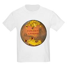 Curiosity Landing T-Shirt