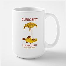 Mars Landing Team Mug