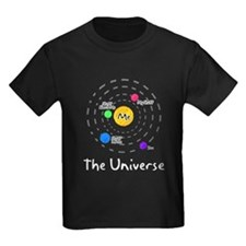The universe revolves around me T
