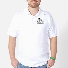 pimp hand strong logo Dog T-Shirt
