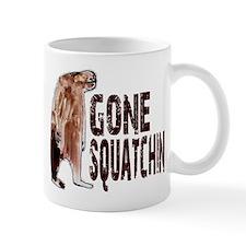 Authentic Bobo GONE SQUATCHIN Mug