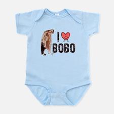 I Love Heart <3 Bobo Infant Bodysuit