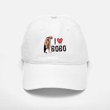 I Love Heart <3 Bobo Baseball Baseball Cap