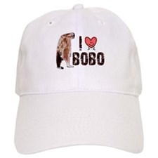I Love Heart <3 Bobo Baseball Cap