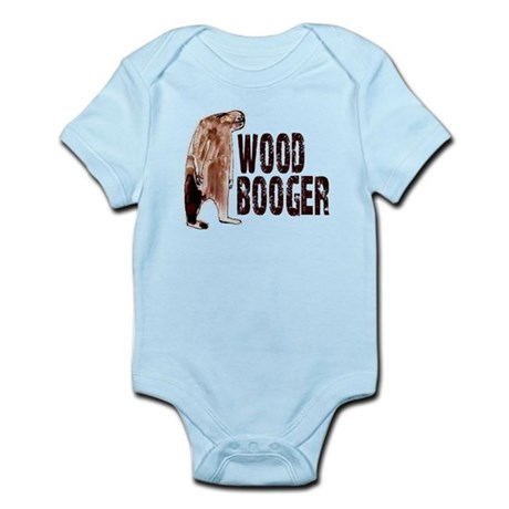 Woodbooger Sasquatch Infant Bodysuit