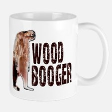 Woodbooger Sasquatch Mug