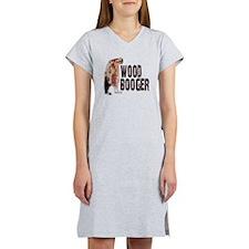 Woodbooger Sasquatch Women's Nightshirt