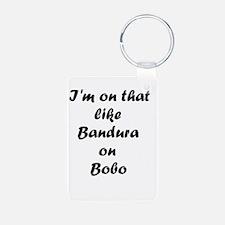 Bandura on Bobo Keychains