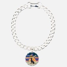 XmasAngel-Manchester Terrier Bracelet
