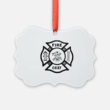 Fire Chief Ornament