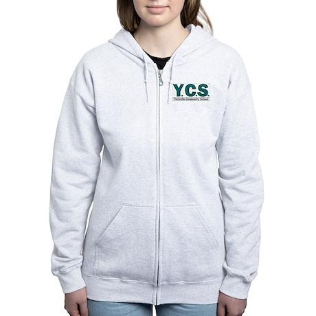 YCS Logo Women's Zip Hoodie