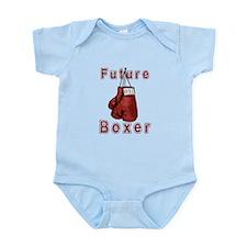 Future Boxer Infant Bodysuit