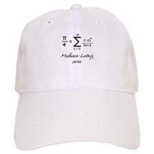 Madhava-Leibniz Series Baseball Cap