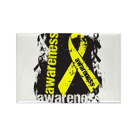 Suicide Prevention Awareness Rectangle Magnet (10