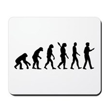 Evolution Cell Smartphone Mousepad