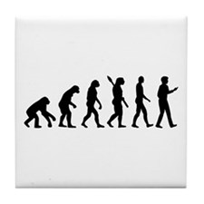 Evolution Cell Smartphone Tile Coaster