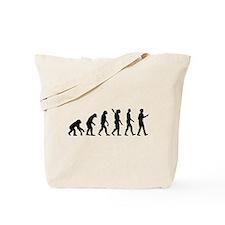 Evolution Cell Smartphone Tote Bag