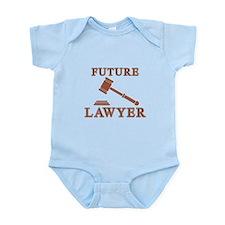 Future Lawyer Infant Bodysuit