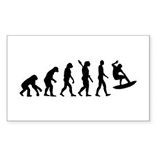 Evolution surfing Decal