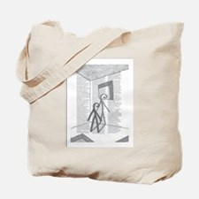 Lost In A Of Words Tote Bag