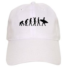 Evolution surfing Baseball Cap