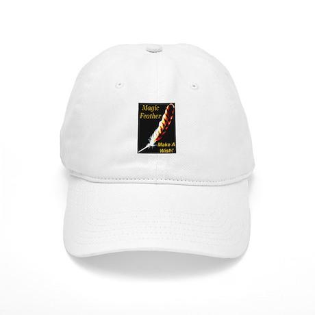Magic Feather Make A Wish Cap