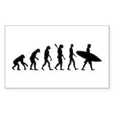 Evolution surfing Decal