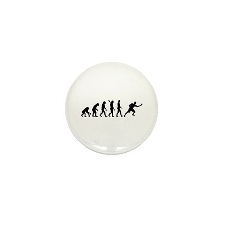 Evolution Table tennis Mini Button (100 pack)