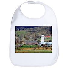 American Barns No.8 Bib