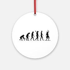 Evolution Slackline Ornament (Round)