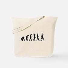Evolution Slackline Tote Bag