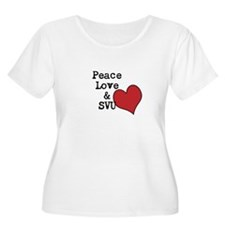 Peace Love & SVU T-Shirt