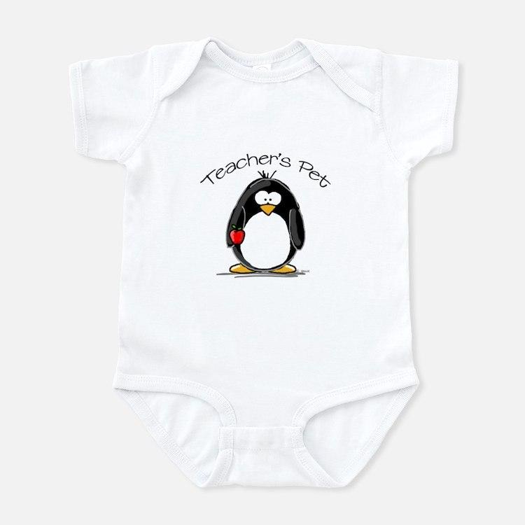 Teachers Pet Penguin Infant Creeper