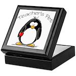 Teachers Pet Penguin Keepsake Box