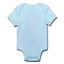 Keep Calm and Watch SVU Infant Bodysuit