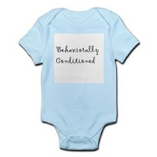 Behaviorally Conditioned Infant Bodysuit