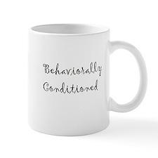 Behaviorally Conditioned Mug