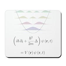harmonic oscillator probability densities Mousepad