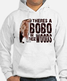 Bobo in These Woods Hoodie