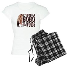 Bobo in These Woods Pajamas