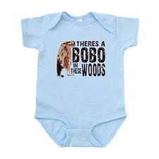 Bobo in These Woods Infant Bodysuit