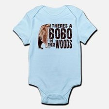 Bobo in These Woods Infant Bodysuit