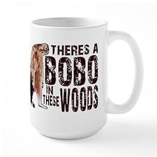 Bobo in These Woods Mug