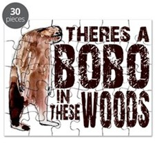 Bobo in These Woods Puzzle