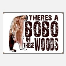 Bobo in These Woods Banner