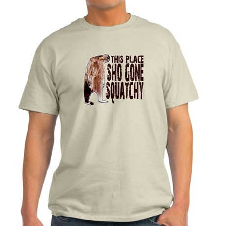 Sho Gone Squatchy Light T-Shirt