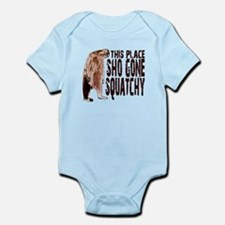 Sho Gone Squatchy Infant Bodysuit
