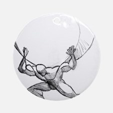 Atlas Ornament (Round)