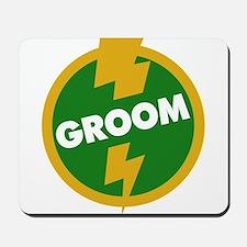 Groom Wedding - Dupree Mousepad
